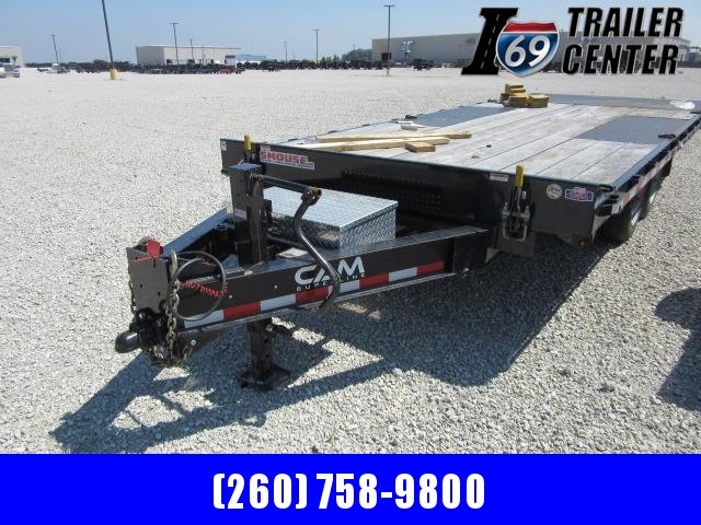 2021 Cam Superline P8CAM820DOTT (8 Ton Deckover Full Deck Tilt Trailer 8.5 x 20) Equipment Trailer