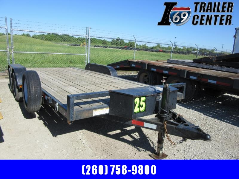 2011 Sure-Trac ST8218CHW-B-070 Car / Racing Trailer