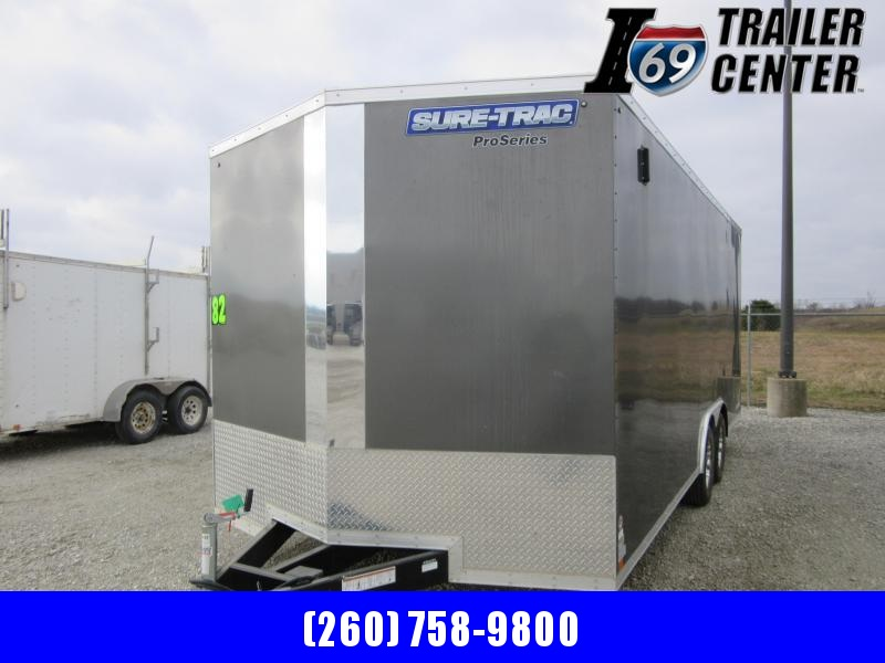 2019 Sure-Trac STWCH10220TA-100 Car / Racing Trailer
