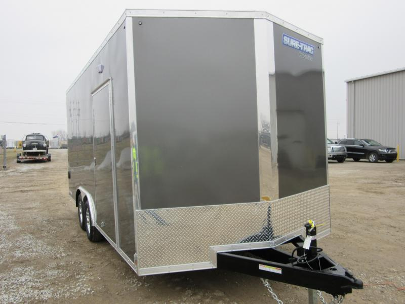 2020 Sure-Trac 8.5x24 Pro Series Wedge C. Hauler TA 10K