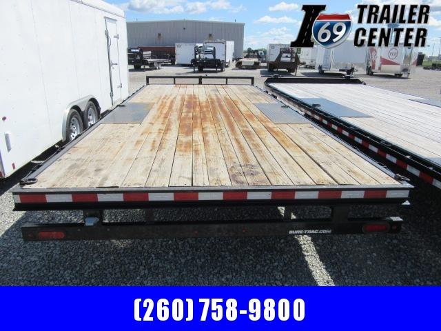 2019 Sure-Trac st10220td02a-b-100 Equipment Trailer