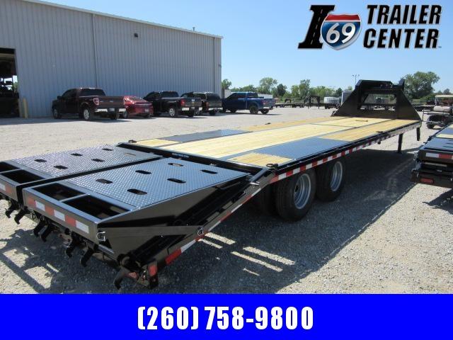 2022 Sure-Trac ST102255LPDO2A-GN-225 Flatbed Trailer