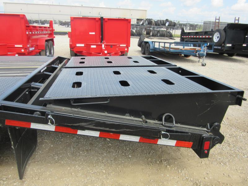 2020 Sure-Trac 8.5 x 23+5 LP Deckover Tandem 259K Equipment Trailer