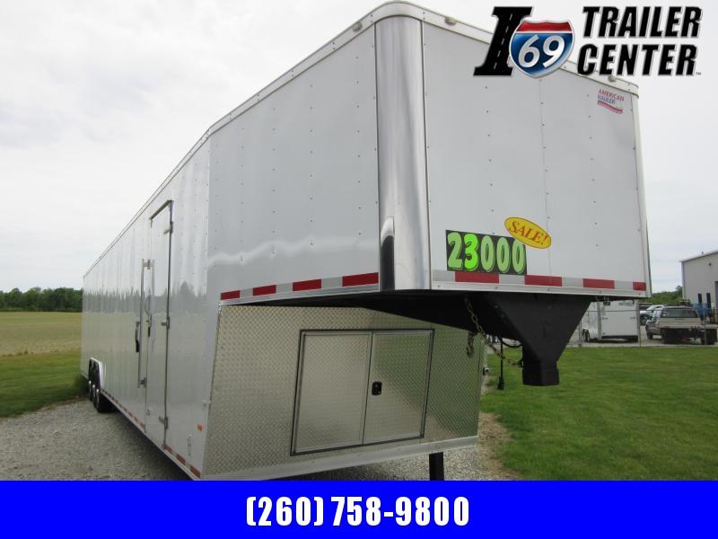 2018 American Hauler Industries 8.5x48 GN ENCLOSED Enclosed Cargo Trailer