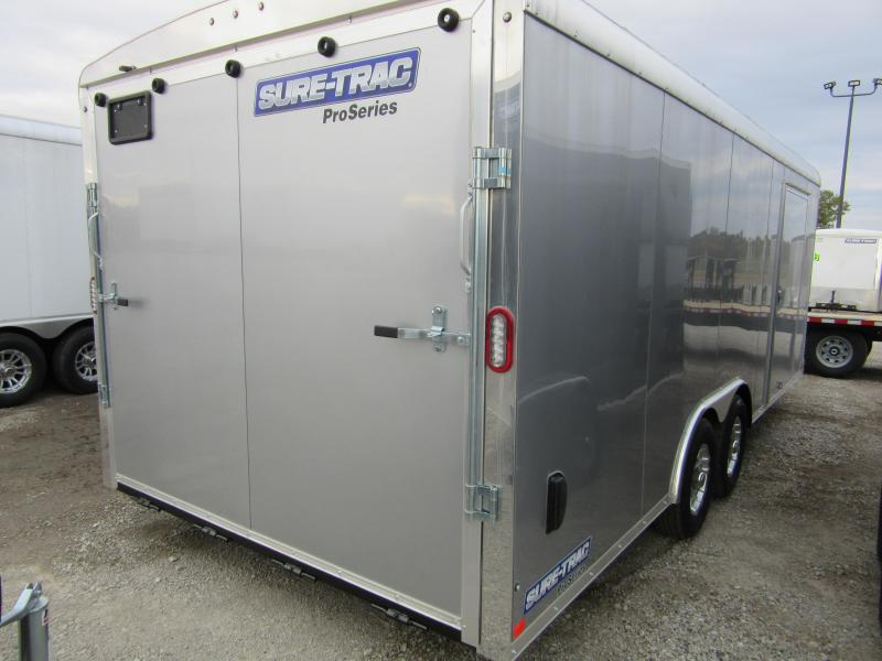 2019 Sure-Trac 8.5 x 20 Pro Series RT Car Hauler TA 10K