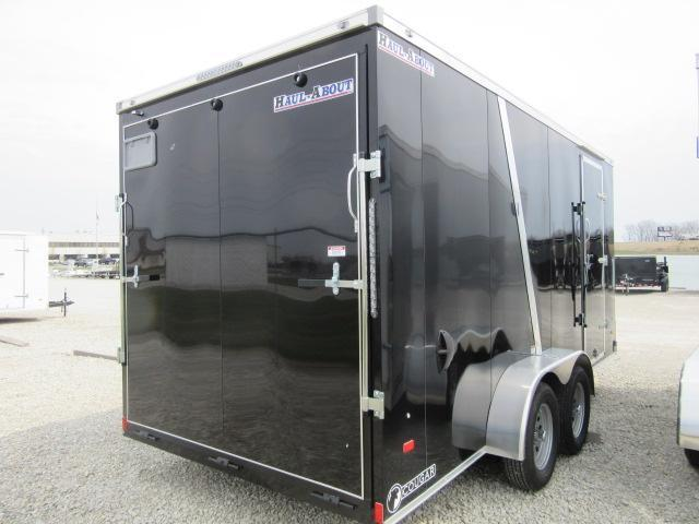 2022 Haul-About Cougar 7' Enclosed Cargo Trailer