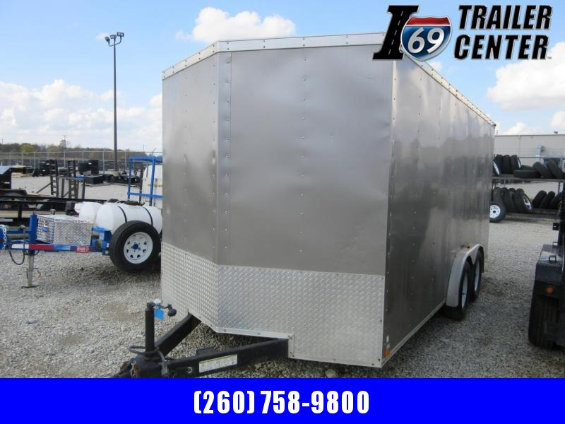 2010 Sure-Trac 7 x 16 8416TA Enclosed Cargo Trailer