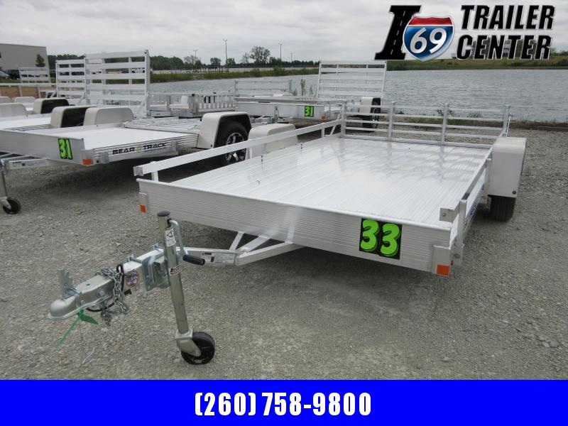 2020 Bear Track BTU82144 Utility Trailer