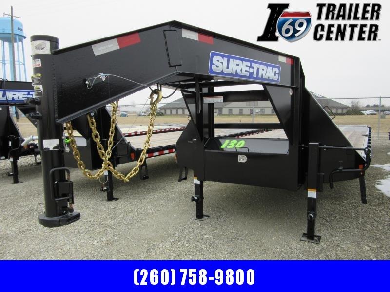 2020 Sure-Trac 8.5x25+5 LowPro Deckover Tandem GN 15KGVWR