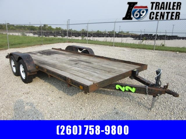1986 Other UCH Tandem Axle Car Haulers (7K) Car / Racing Trailer