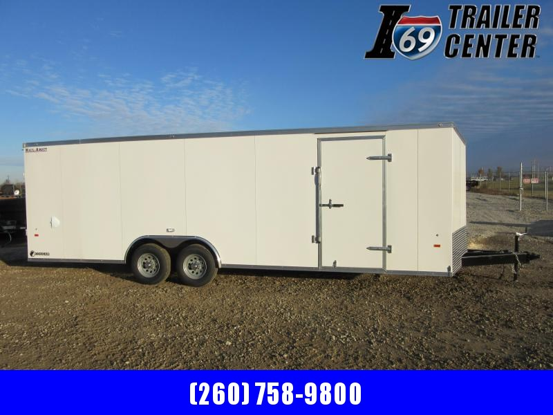 2021 Haul-About CGR8524TA3 Enclosed Car Hauler Car / Racing Trailer