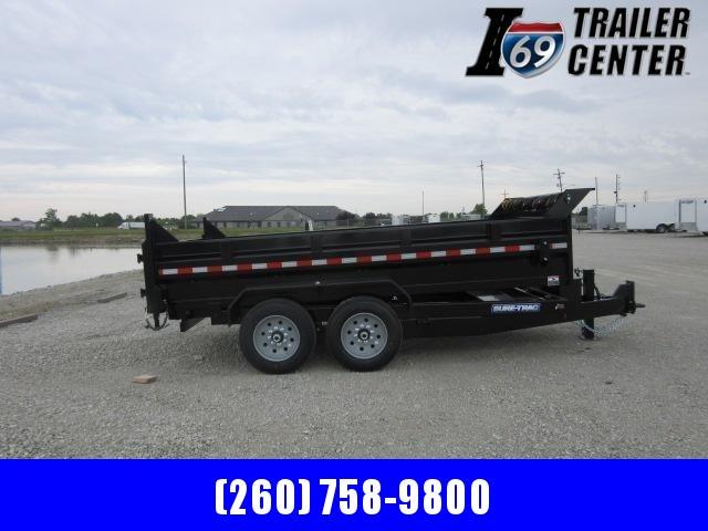 2021 Sure-Trac ST8214HLOD-B-160 Dump Trailer Scissor