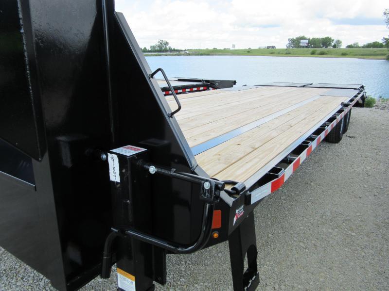 2020 Sure-Trac 8.5x20+5 LowPro Deckover Tandem GN 15K