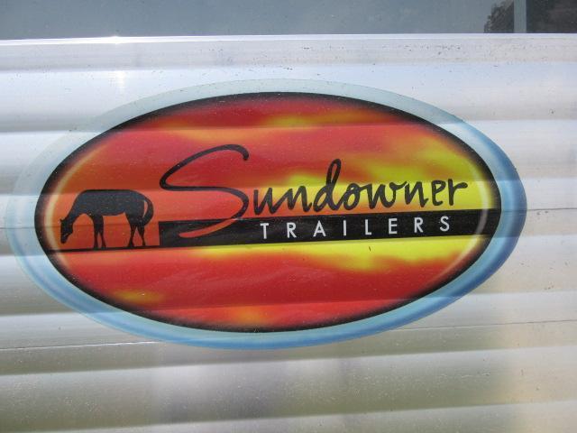 2022 Sundowner Trailers SUNLITE STOCKMAN16BP Livestock Trailer