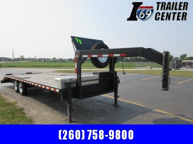 2015 Other GT14000 GN 14K 20+5 Equipment Trailer