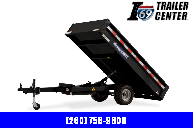 2022 Sure-Trac ST5408D-B Dump Trailer