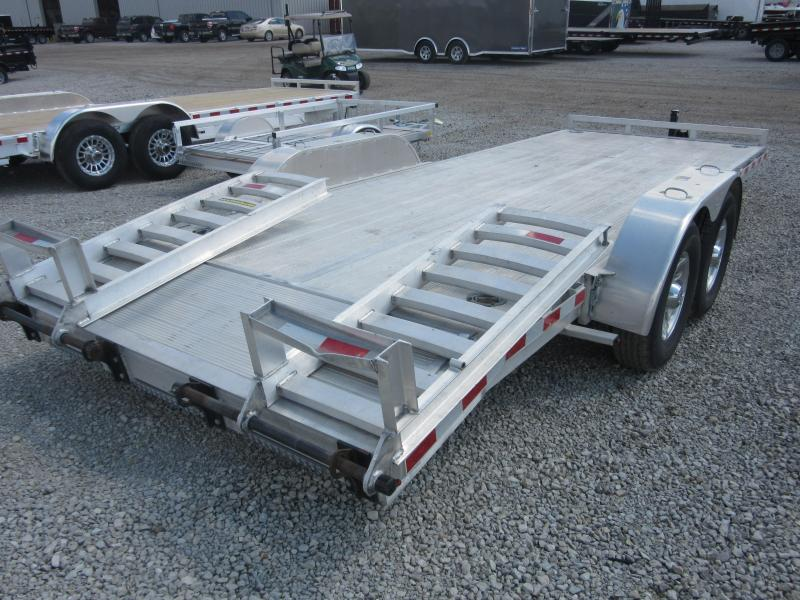 2020 H and H Trailer HH82182 82 X 18+2 14k Equipment Trailer
