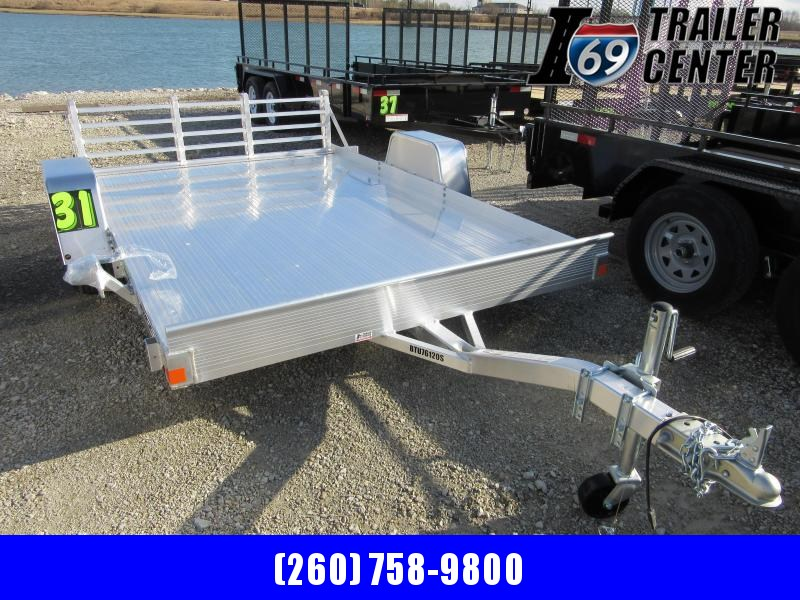 2020 Bear Track Products BTU76120S-2FABD3DA Utility Trailer
