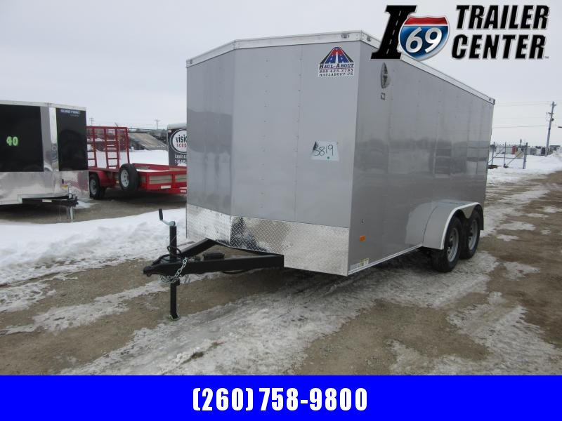 2021 Haul-About CGR714TA2 7 14 Enclosed Cargo Trailer