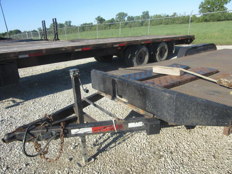 2006 Sure-Trac 2006 10K 20FT steel deck Car / Racing Trailer