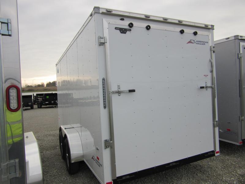 2020 American Hauler 7 x 16 Arrow American Hauler Enclosed Cargo Trailer