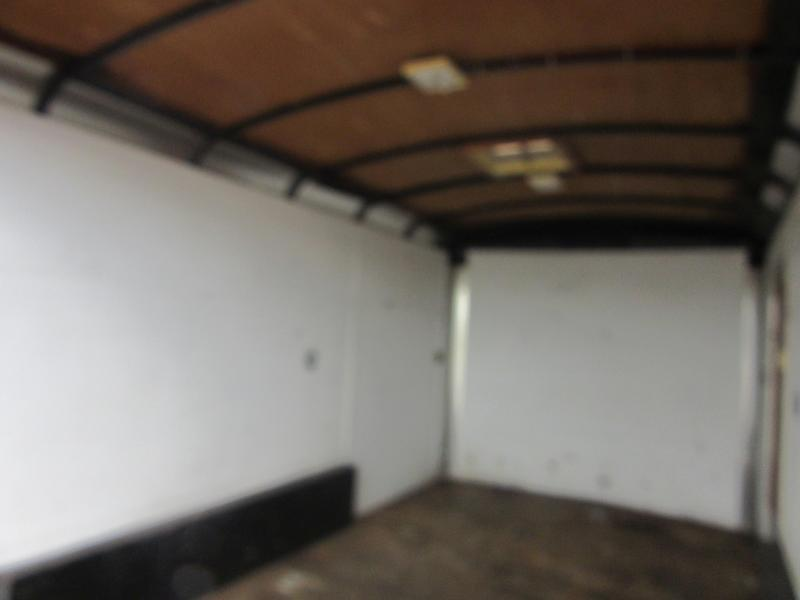 1999 Cargo Express 7 x 12 tandem axle 10K Enclosed Enclosed Cargo Trailer