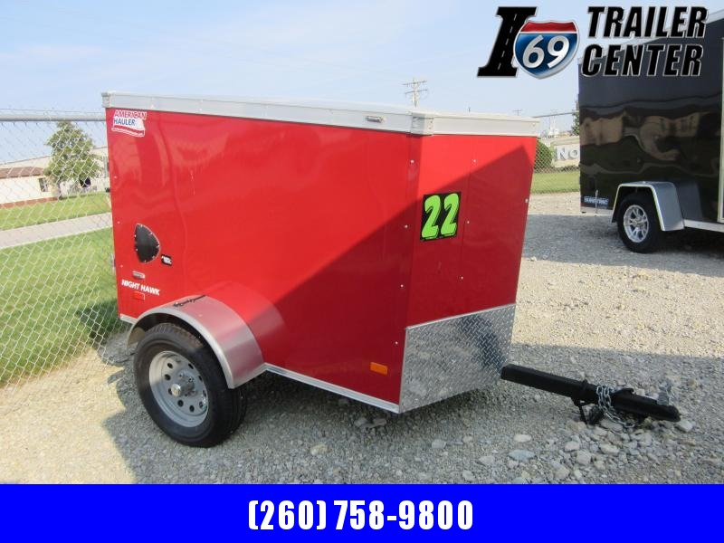 2019 American Hauler NH46SA SNG Enclosed Cargo Trailer