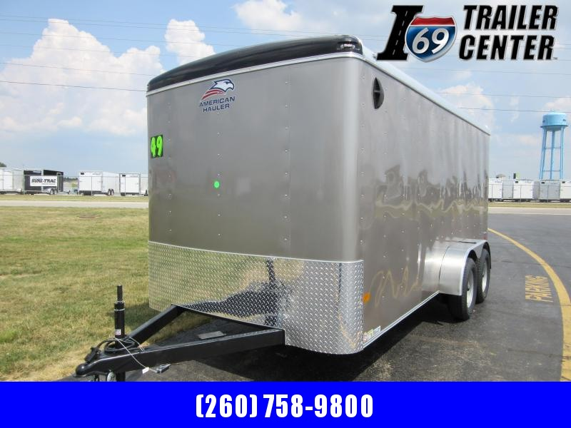 2021 American Hauler Industries ALC716TA2 Enclosed Cargo Trailer