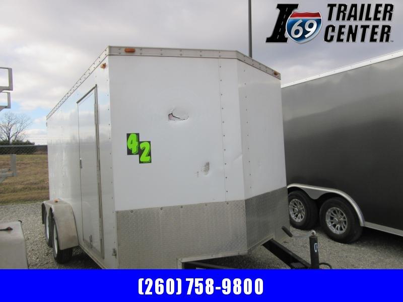 2011 7 x 14 Sure-Trac STW8414TA Enclosed Cargo Trailer