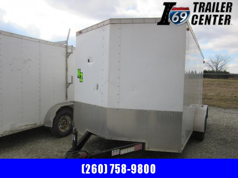 2011 Sure-Trac STW8414TA Enclosed Cargo Trailer