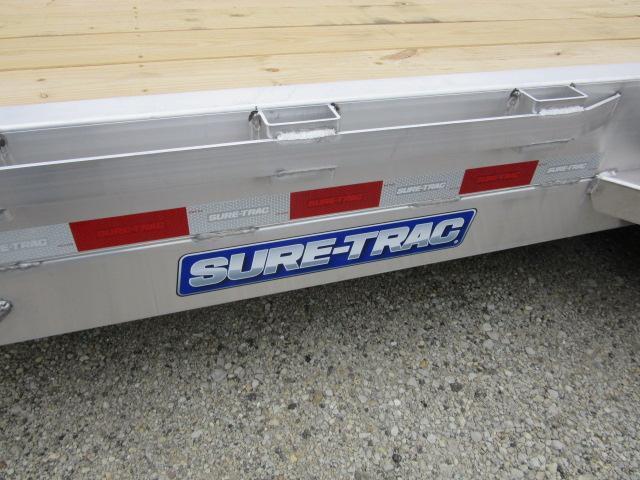 2021 Sure-Trac ST8218CHW-A-100 7X18 (14+4) Car / Racing Trailer