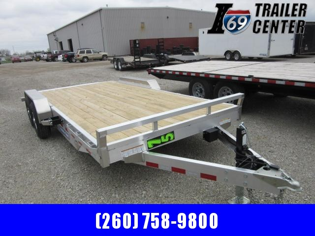 2021 Sure-Trac ST8218CHW-A-100 7X18 (14+4) Car / Racing Trailer