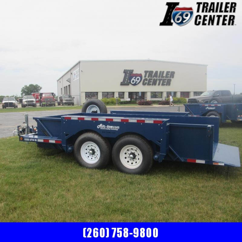 2019 Air Tow Air-TOW T14-10 10K 14ft Equipment Trailer