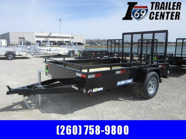 2021 Sure-Trac ST8212HSA-B-030 Utility Trailer