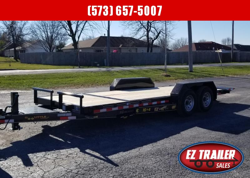 2021 DooLitttle Trailers 82x20 Equipment Trailer