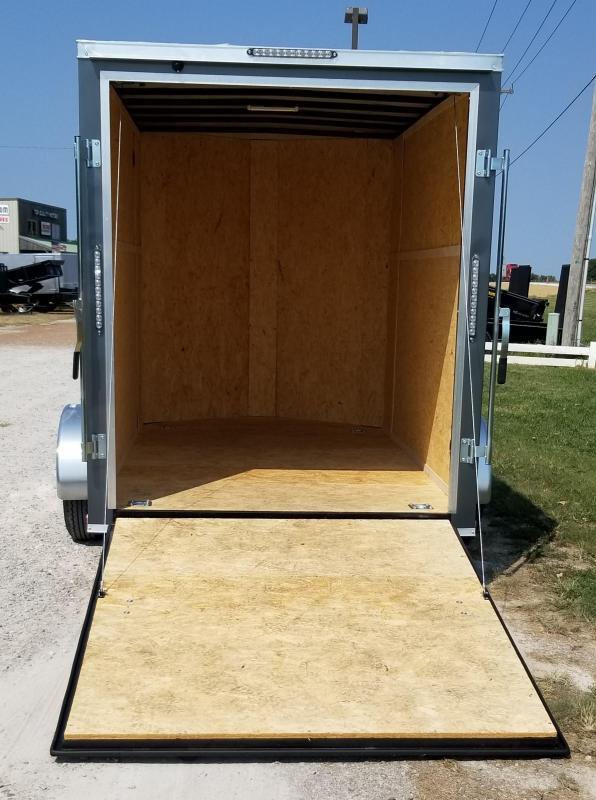 2022 DooLitttle Trailers 6x10 Enclosed Cargo Trailer