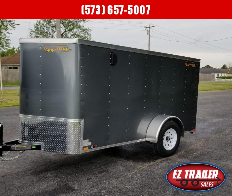 2020 DooLitttle Trailers 5x10 Enclosed Cargo Trailer