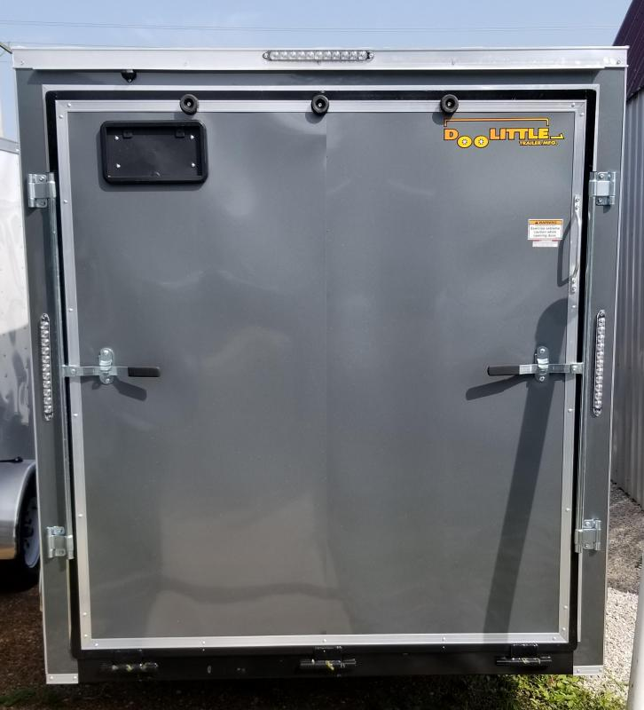 2021 DooLitttle Trailers 7x14 Enclosed Cargo Trailer