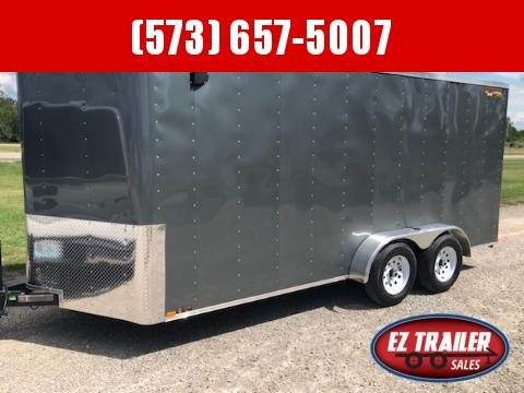 2020 Doolittle 7x16 Enclosed / Cargo Trailer