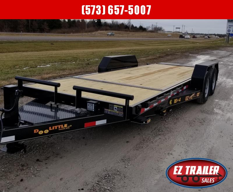 2020 DooLitttle Trailers 80x20 Equipment Trailer