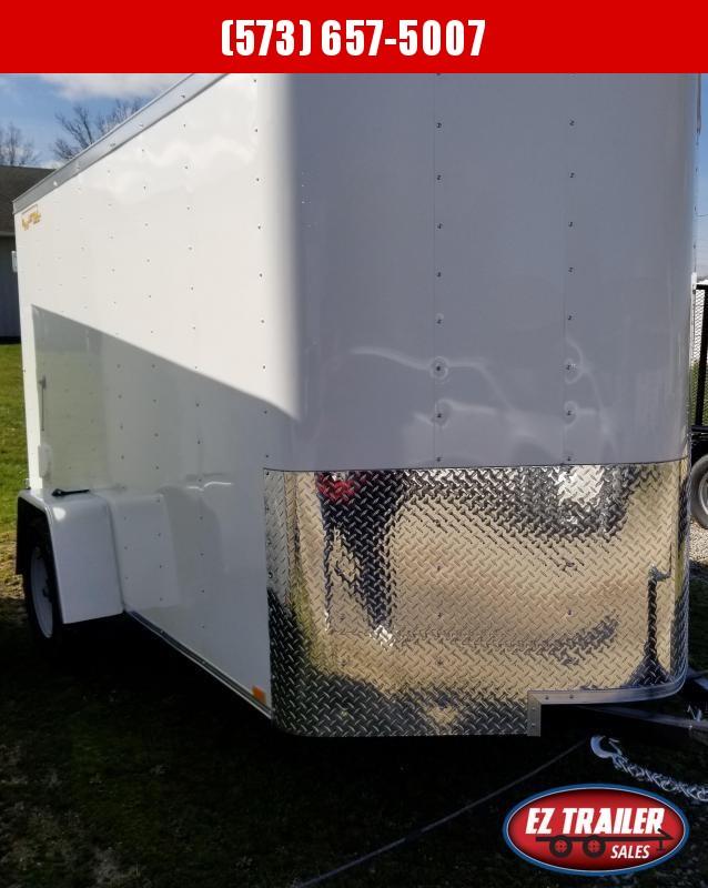 2020 DooLitttle Trailers 6x10 Enclosed Cargo Trailer