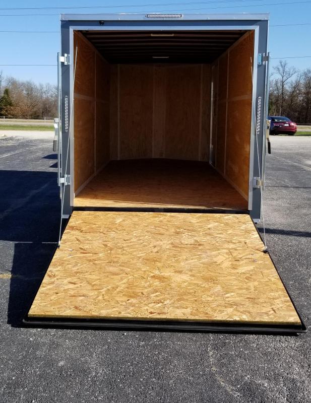 2021 DooLitttle Trailers 7x16 Enclosed Cargo Trailer