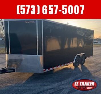 2021 DooLitttle Trailers 8.5x20 Enclosed Cargo Trailer