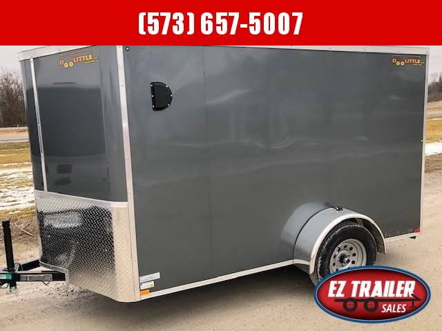 2021 DooLitttle Trailers 6x10 Enclosed Cargo Trailer