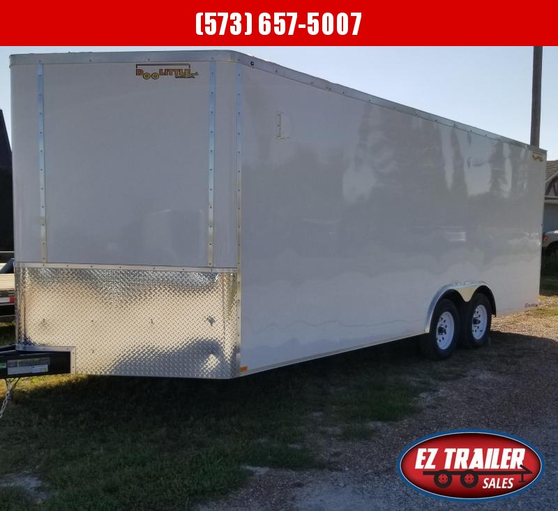 2021 DooLitttle Trailers 8.5x20 Enclosed Cargo Trailer