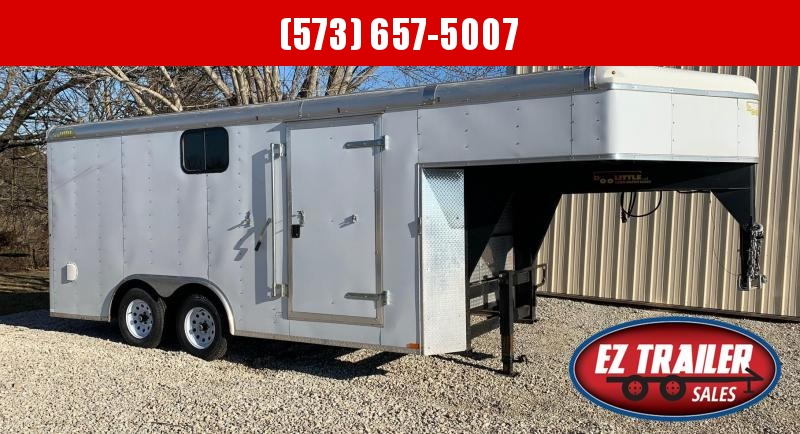 2015 DooLitttle Trailers 8x16 Enclosed Cargo Trailer
