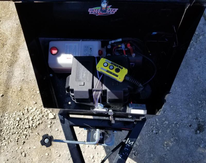 2021 DooLitttle Trailers 72x10 Dump Trailer