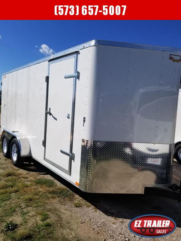 2021 Doolittle 7X16  Enclosed Cargo Trailer