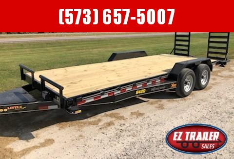 2021 DooLitttle Trailers 84x20 Equipment Trailer