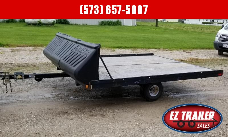 1992 Other 109x100 Utility Trailer